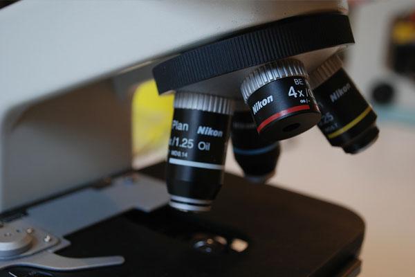 Camera lens for Diagnostics